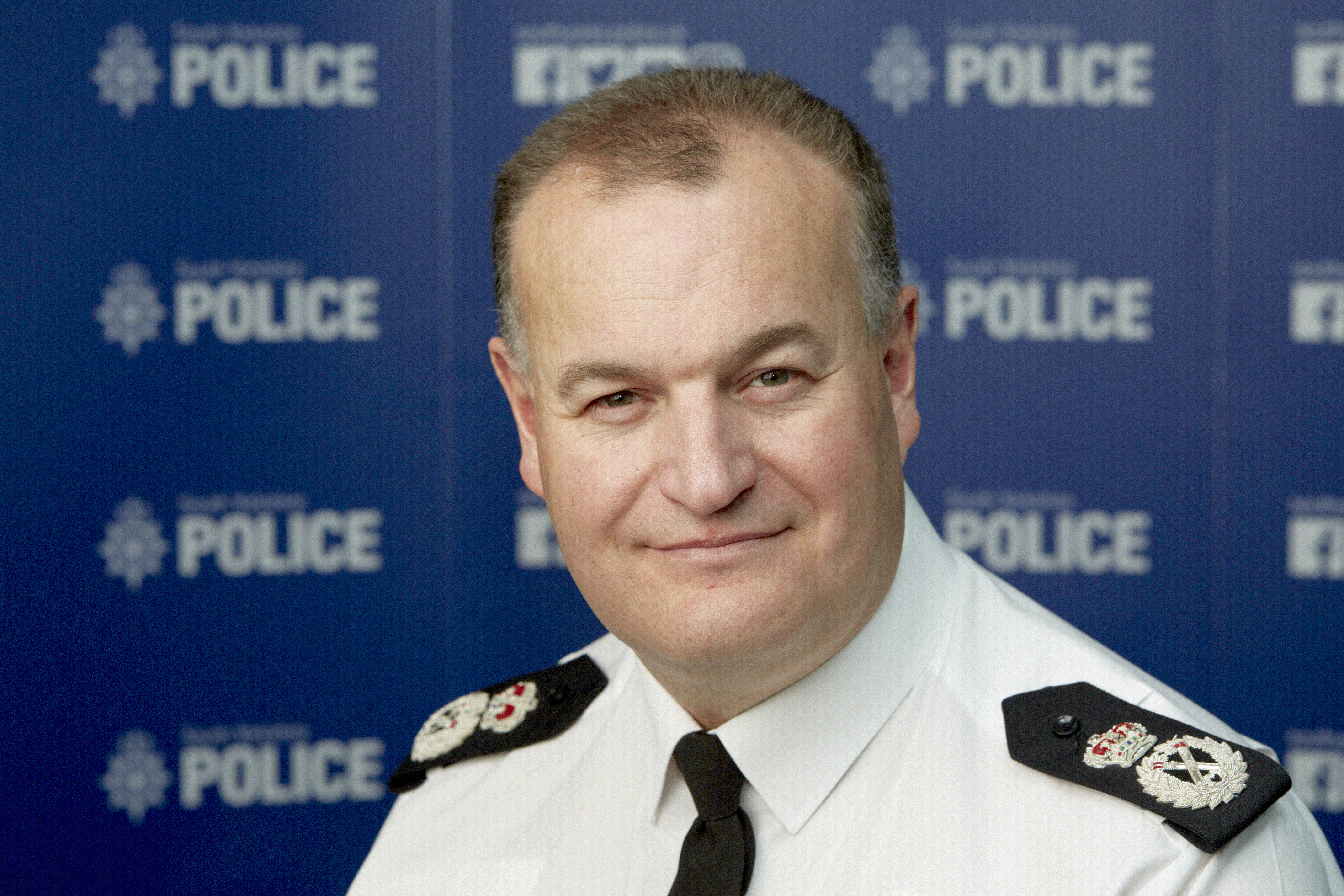 Project Lead - Chief Constable Stephen Watson
