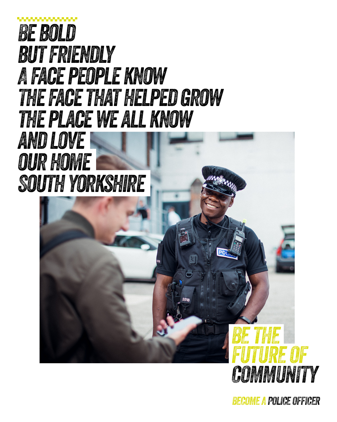 Police Officer Recruitment Open Now Syp